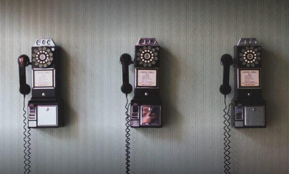 A Phone Call To Mom